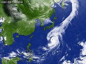 台風接近に伴う大切なお知らせ