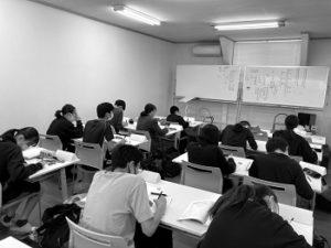 Feb.27①2021勝平補習ラストDAY